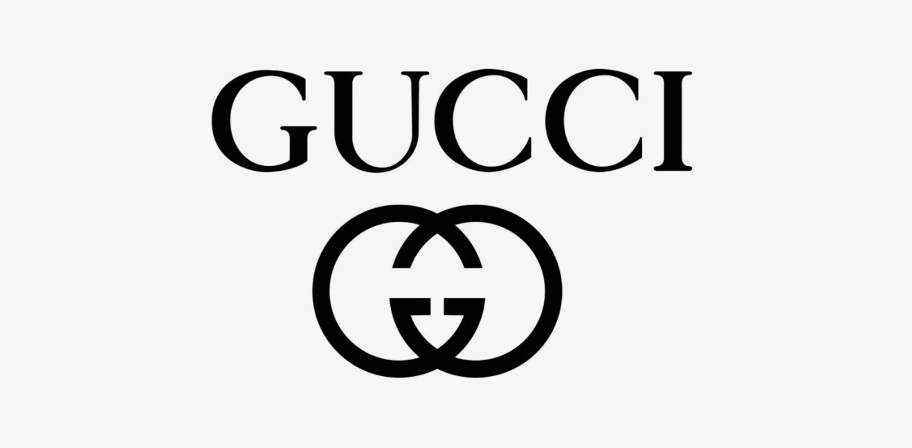 Gucci belt logo